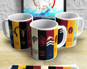 Caneca do Game of Thrones