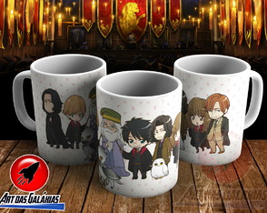 Caneca Harry Potter MOD18