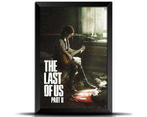 Quadro Poster Game The Last Of Us 2 GG153