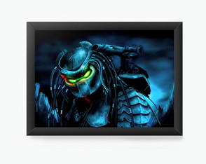 Quadro Decorativo Quadro Decorativo Alien Dingy cod8098