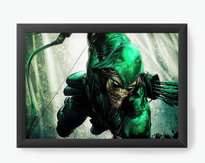 Quadro Decorativo Arrow Serie cod239