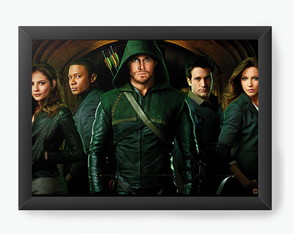 Quadro Decorativo Arrow Elenco cod241