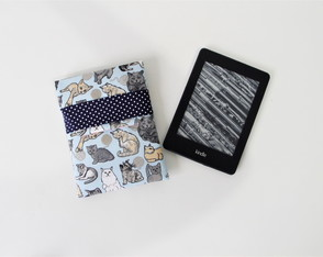 Case Kindle Cats