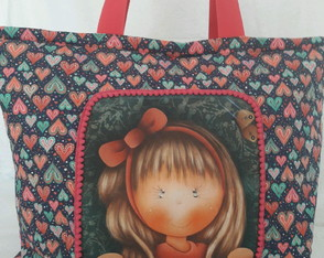 Bolsa Boneca July In Love