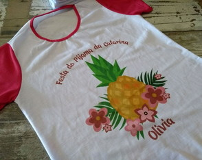 Camisola Tropical Party