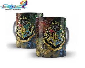 Caneca Harry Potter #18