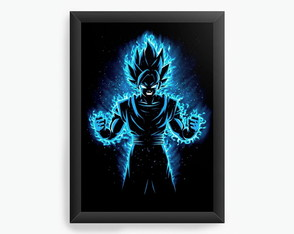 Quadro Decorativo Dragon Ball z 2000296