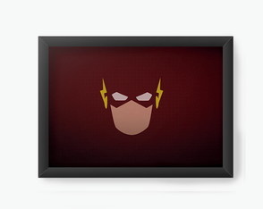 Quadro Decorativo Flash cod245