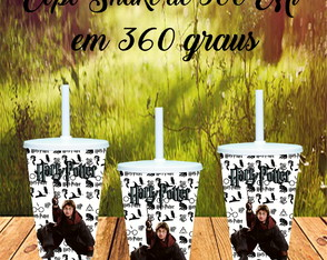 Copo shake Harry Potter 300ML