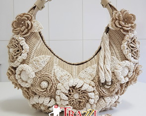 Bolsa Bella - Cru/Off White (Pronta Entrega)