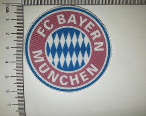 Ref 82003 -Patch Estampado Termo colante-Escudo Bayer Munich