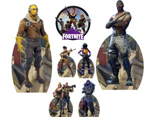 DISPLAY FORTNITE