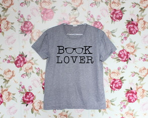 Camiseta Book lover