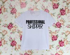 Camiseta Professional shipper