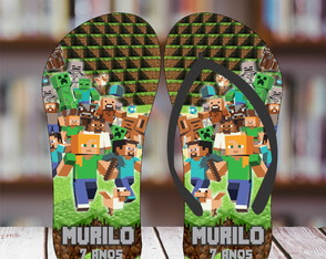 Chinelo MiniCraft