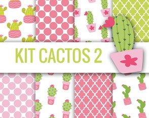 KIT DIGITAL CACTOS 2