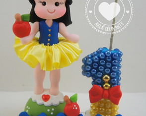 Mini Topinho Branca de neve