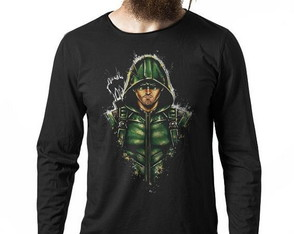 Camiseta Manga Longa Arrow cod2000140