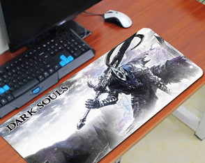 Mouse Pad Gamer The Witcher 3 - 44x25 cm