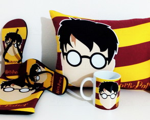 Kit Harry Potter Rosto