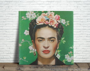 Azulejo Decorativo - Frida Kahlo