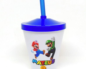 Copo Shake 350ml - Super Mario Bros