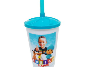Copo Twister 300ml - Pocoyo