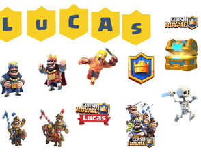TOPPERS CLASH ROYALE