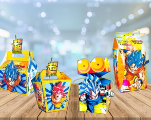 Kit Festa Dragon Ball Super