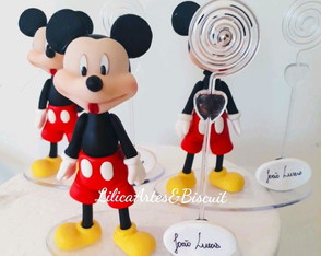 Porta Recado Mickey Mouse