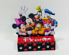Porta Bis Turma do Mickey - 2