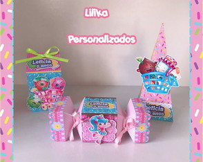 Super kit 30 caixas Shopkins