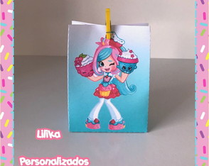 Mini saquinho Shopkins