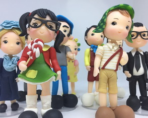 Turma do Chaves - Personagens