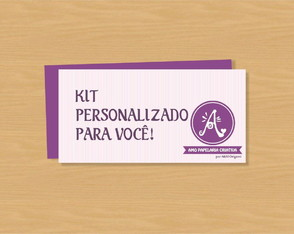 Kit personalizado Batman