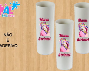Copos Long Drink Personalizados 350ML - Trintei