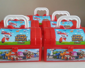 Maletinha Super Wings