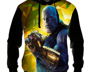 Blusa Moletom - Thanos
