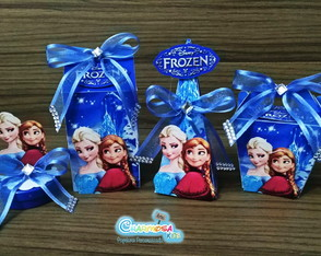 Kit Frozen luxo