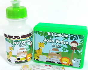 KIT LANCHINHO ESCOLAR