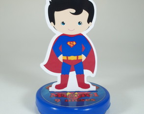 Latinha Mint Superman Kid