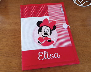 Porta Documentos Minnie