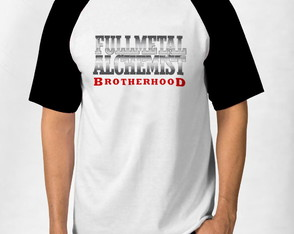 Camisa Fullmetal Brotherhood