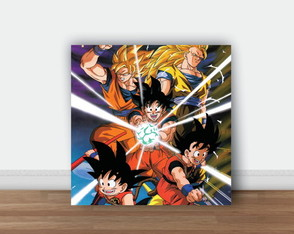 Poster Dragon Ball -15x15