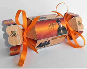 Caixas com Tema Harry Potter