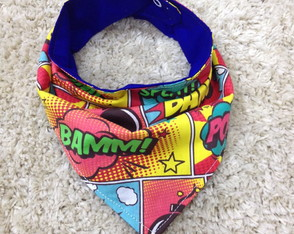 Babador Bandana Pop Art