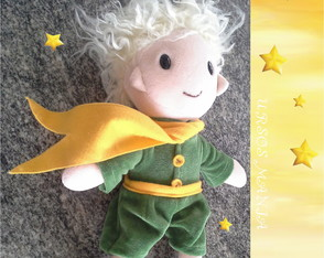the little prince of plush