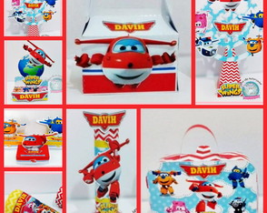 Kit Digital Arquivo De Corte Silhouette Super Wings 3