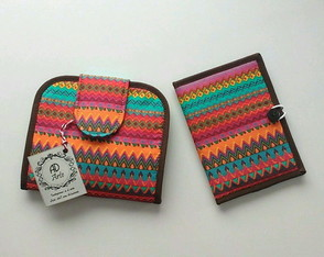 Kit Porta Carregador+Porta Docs Missoni