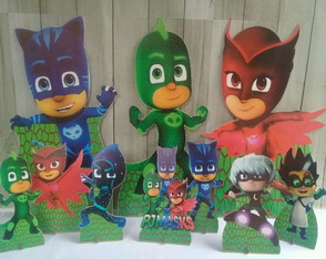 Display PJ Masks